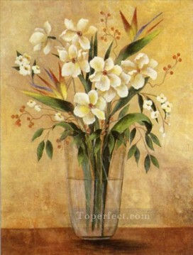 Decoration Flowers Painting - Adf190 decoration flowers