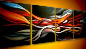 agp010 group panels Oil Paintings