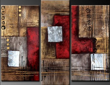 agp022 group panels Oil Paintings