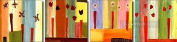 agp0439 group panels Oil Paintings