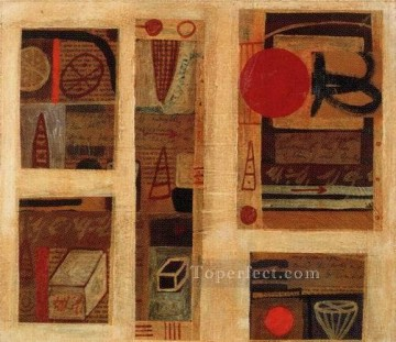 cx0168aC illustration abstract Oil Paintings