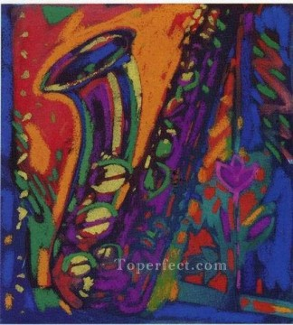 cx0734aC illustration abstract Oil Paintings