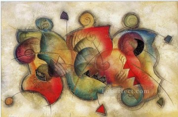 cx0763aC illustration abstract Oil Paintings