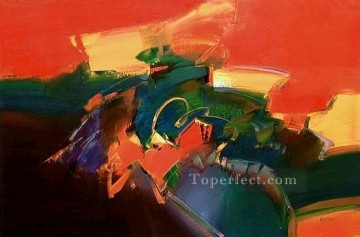 Illustration Painting - cx1246aC abstract illustration
