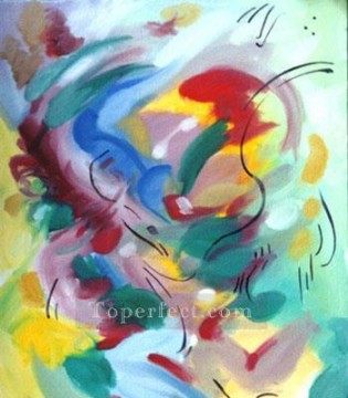 Illustration Painting - cx1334aC abstract illustration