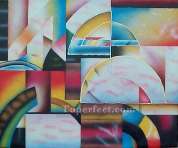 Illustration Painting - cx1357aC abstract illustration