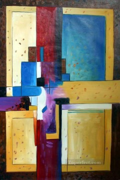 cx1414aC abstract illustration Oil Paintings