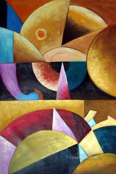 cx1415aC abstract illustration Oil Paintings