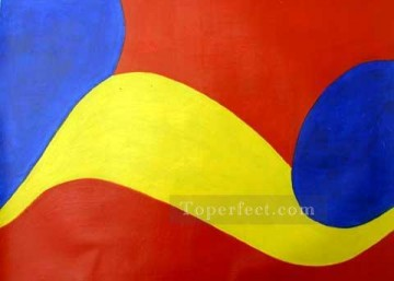 cx1431aC abstract illustration Oil Paintings