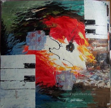 cx1570aC abstract illustration Oil Paintings