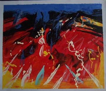 cx1583aC abstract illustration Oil Paintings