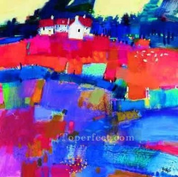 Illustration Painting - cx1697aC abstract patterns