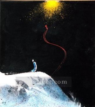 cx1980aC abstract illustrations Oil Paintings