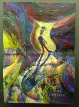 cx2247aC abstract illustrations Oil Paintings