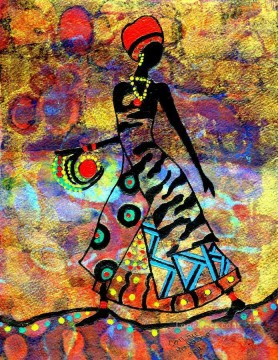 African Works - healer new color connie valasco African