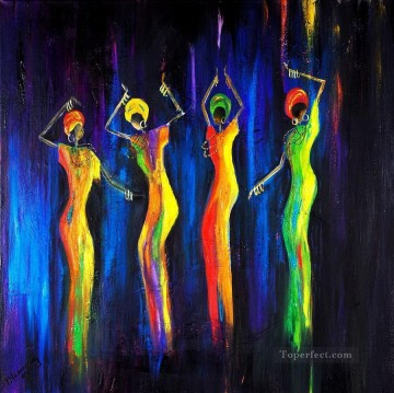 womens day celebration in south africa marietjie henning Oil Paintings