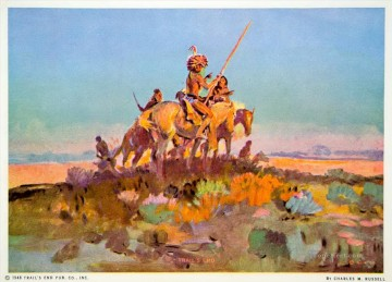 western American Indians 84 Oil Paintings
