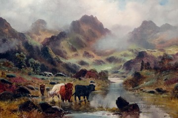 Animal Painting - cattle 12