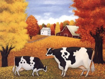 Animal Painting - cattle 15
