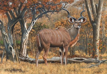 deer 19 Oil Paintings