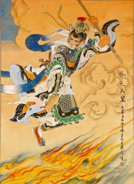 Monkey Painting - monkey king in Chinese culture