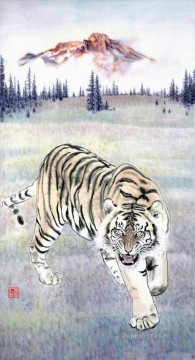 Animal Painting - tiger 1