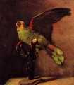 vincent van gogh the green parrot 1886 birds