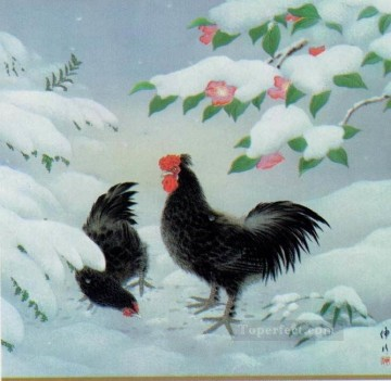 Animal Painting - amb0011D11 animal fowl