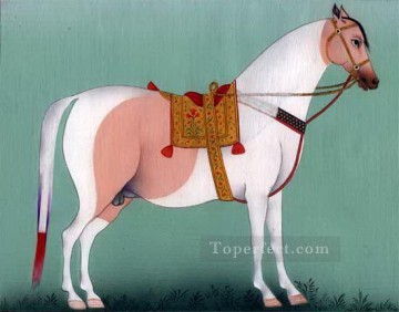 Islamic horse Oil Paintings