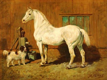 am090D animal horse Oil Paintings