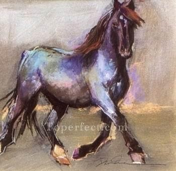 amc0020D1 animal horse Oil Paintings