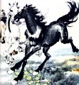 Xu Beihong horses old China ink