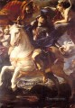 St George On Horseback Baroque Mattia Preti