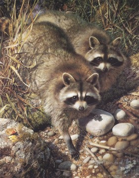 am034D wild animals Oil Paintings