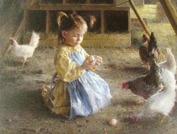 Animal Painting - The Egg Inspector MW pet kids