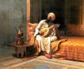 The Mandolin Player Ludwig Deutsch Orientalism Araber