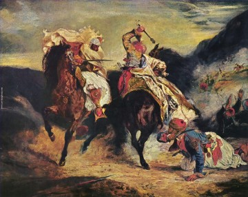 Arab Painting - Arabia war
