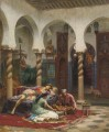 IDLE MOMENTS Frederick Arthur Bridgman Arab