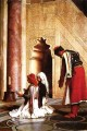 Young Greeks at the Mosque Jean Leon Gerome Arabs