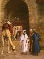 Dispute DArabes Arab Jean Leon Gerome