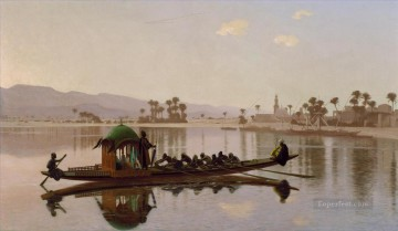 Excursion of the Harem Arab Jean Leon Gerome Oil Paintings