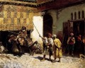 The Arab Gunsmith Arabian Edwin Lord Weeks