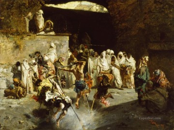 Fortuny Fantasia arab Oil Paintings
