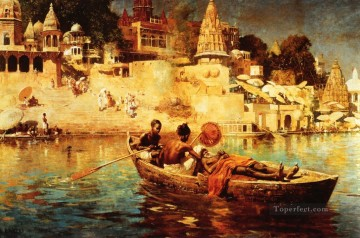 Artworks in 150 Subjects Painting - The Last Voyage Arabian Edwin Lord Weeks