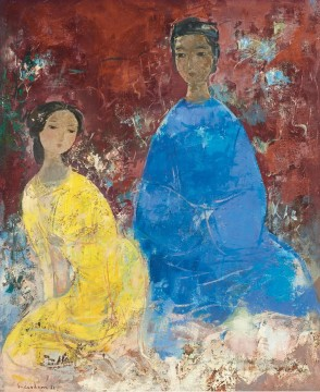 Asian Painting - VCD Love Youth Asian