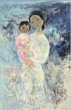 Asian Painting - VCD Maternite Maternity Asian