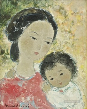 Asian Painting - VCD Maternity 3 Asian