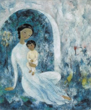 Asian Painting - VCD Maternity Asian