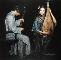 Love Song 1995 Chinese Chen Yifei