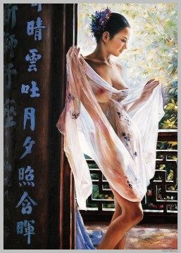 Guan ZEJU 29 Chinese Oil Paintings